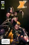 X-23目标X漫画第6话