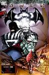 至黑之夜-超人与蝙蝠侠漫画第1话