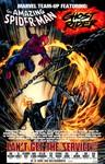 神奇蜘蛛侠和恶灵骑士漫画第2话