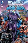DC宇宙vs宇宙的巨人希曼漫画第2话