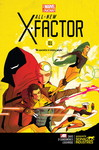 All new x-factor漫画第1话