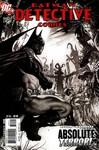 蝙蝠侠绝对恐怖漫画第1话