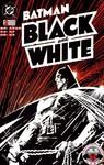 蝙蝠侠-黑白世界漫画第2话